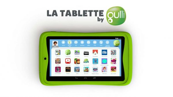 La TABLETTE by Gulli