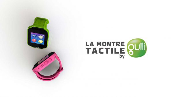 La MONTRE by Gulli